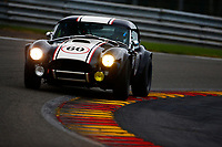 SPA SIX HOURS ENDURANCE - #60 SHELBY COBRA - VAN RIET CHRISTOPHE (BE) BOUVY FRED (BE)