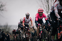 Mitchel Docker (AUS/EF Education First)<br /> <br /> 71th Kuurne-Brussel-Kuurne 2019 <br /> Kuurne to Kuurne (BEL): 201km<br /> <br /> ©kramon