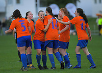 190615 Kate Sheppard Cup Women's Football - Waterside Karori v Wellington United