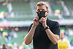 19.09.2020, wohninvest Weserstadion, Bremen, GER,  SV Werder Bremen vs Hertha BSC Berlin, <br /> <br /> <br />  im Bild<br /> <br /> enttäuscht / enttaeuscht / traurig / Niederlage / dissapointed<br /> Florian Kohfeldt (Trainer SV Werder Bremen)<br /> Foto © nordphoto / Kokenge<br /> <br /> DFL regulations prohibit any use of photographs as image sequences and/or quasi-video.