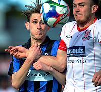 160828 Chatham Cup Football Semifinal - Birkenhead United AFC v Miramar Rangers