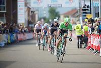 Theo Bos (NLD/Belkin)<br /> <br /> Ster ZLM Tour<br /> stage 3: Buchten-Buchten (190km)