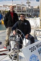 Los Rominos .XXIII Edición de la Regata de Invierno 200 millas a 2 - 6 al 8 de Marzo de 2009, Club Náutico de Altea, Altea, Alicante, España