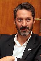 SEBASTIEN BADAULT - DIRECTEUR GENERAL D ALIBABA PLATEFORME DE VENTE EN LIGNE A MARSEILLE . FRANCE , LE 10/05/2017