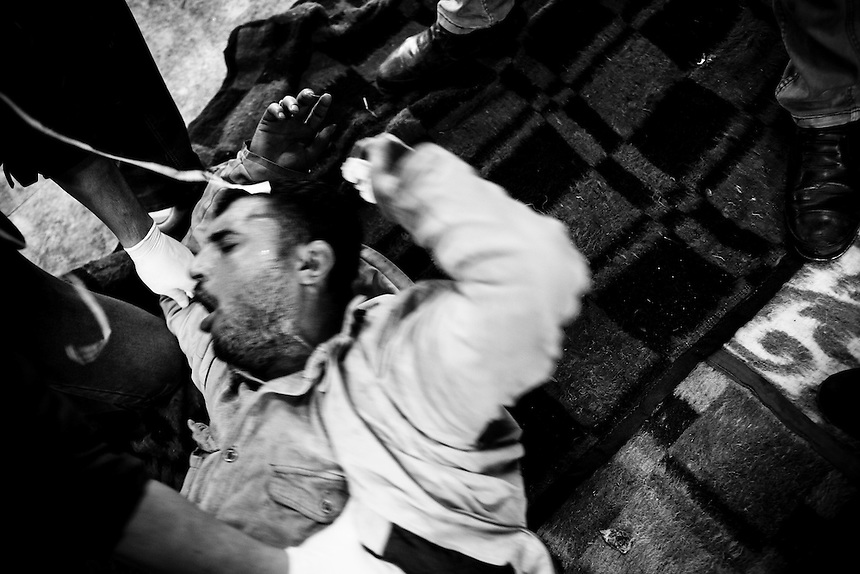 Egypt: Tahrir Triage, Cairo