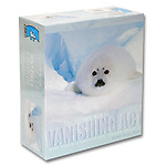 Harp Seal<br /> 550 Piece camouflage jigsaw puzzle <br /> Watermark does not appear on product.