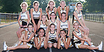 August 25, 2013- Tuscola, IL- The 2013 Tuscola JFL Cheerleaders. Front row from left are Savannah Barnes, Hannah Saril, Mia Bratten, Caroline Rominger, and Emma Zimmer. Middle row from left are Kiera Bialke, Halie Pfeiffer, and Bethany Snyder. Top row from left are Julia Kerkhoff, Kendra Revell, Caitlyn Dellorso, Brandi Reinhart, and Renee Douglas. [Photo: Douglas Cottle]