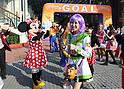 Disney Halloween Fun and Run at Tokyo Disneyland