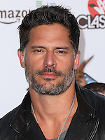 LOS ANGELES, CA, USA - APRIL 23: Joe Manganiello at the 2014 Revolver Golden Gods Award Show held at Club Nokia on April 23, 2014 in Los Angeles, California, United States. (Photo by Xavier Collin/Celebrity Monitor)