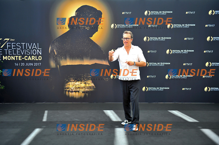 John Corbett<br /> Monaco - 20/06/2017<br /> 57 festival TV Monte Carlo <br /> Foto Norbert Scanella / Panoramic / Insidefoto