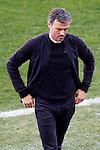 FC Barcelona's coach Luis Enrique Martinez during La Liga match. February 26,2017. (ALTERPHOTOS/Acero)