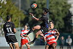 NELSON, NEW ZEALAND - AUGUST 15: Div 1 Rugby - WOB v Kahurangi, Trafalgar Park, 15th August, New Zealand. (Photos by Barry Whitnall/Shuttersport Limited)