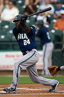 Miller, Jai 3075.jpg.  PCL baseball featuring the New Orleans Zephyrs at Round Rock Express  at Dell Diamond on June 19th 2009 in Round Rock, Texas. Photo by Andrew Woolley.