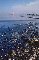 """- The 11 April 1990 the Haven oil-tanker, coming from the Kharg terminal in the Persian Gulf with a load of 220 thousand tons of """"iranian heavy oil"""", catch fire in front of Genoa, and sink, killing some men of the crew and provoking most serious ecological accident of this type never happened in Italy. ....L'11 aprile del 1990 la petroliera Haven, proveniente dal terminale di Kharg, nel Golfo Persico con un carico di 220 mila tonnellate di """"iranian heavy oil"""", dopo averne regolarmente scaricate 80 mila al Porto Petroli di Multedo, si incendia al largo di Genova e affonda, uccidendo alcuni uomini dell'equipaggio e provocando il più grave incidente ecologico di questo tipo mai avvenuto in Italia."""