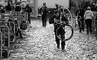 in the pits<br /> <br /> GP Sven Nys 2015