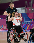Élodie Tessier, Lima 2019 - Wheelchair Basketball // Basketball en fauteuil roulant.<br />