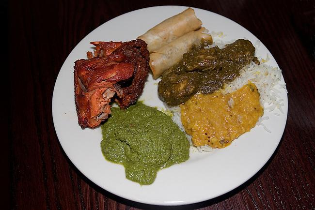 Memories of India Restaurant, Orlando, Florida