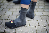 geared up for foul weather<br /> <br /> GP Samyn 2016