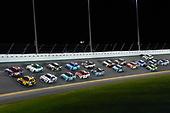 Monster Energy NASCAR Cup Series<br /> Coke Zero 400<br /> Daytona International Speedway, Daytona Beach, FL USA<br /> Saturday 1 July 2017<br /> Matt Kenseth, Joe Gibbs Racing, DEWALT Flexvolt Toyota Camry, Denny Hamlin, Joe Gibbs Racing, FedEx Express Toyota Camry, Kasey Kahne, Hendrick Motorsports, UniFirst Chevrolet SS and Jimmie Johnson, Hendrick Motorsports, Lowe's Chevrolet SS<br /> World Copyright: Nigel Kinrade<br /> LAT Images