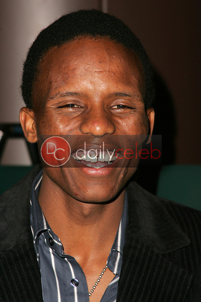 """Victor Mohale<br />at the Los Angeles Premiere of """"Ithuteng"""". Director's Guild of America, Los Angeles, CA. 11-15-06<br />Dave Edwards/DailyCeleb.com 818-249-4998"""