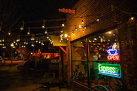 NoDa Neighborhood<br /> <br /> NoDa- Charlotte Historic Arts District, located in North Charlotte neighborhood in the North Davidson and 36th Street.<br /> <br /> Open mic night at Smelly Cat Coffeehouse in NoDa gave comedian Andy Vanderveer the opportunity to entertain the crowd at the in North Charlotte Neighborhood.<br /> <br /> Charlotte Photographer - PatrickSchneiderPhoto.com