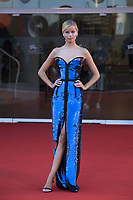 Frida Aasen attending the Un Autre Monde Premiere as part of the 78th Venice International Film Festival in Venice, Italy on September 09, 2021. <br /> CAP/MPIIS<br /> ©MPIIS/Capital Pictures