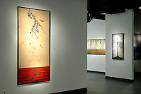The Space Between by Jeff League - Gallery show at Millenia Fine Art, 2008