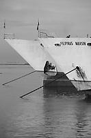 Ships in Cebu Port<br /> , 2017