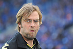 12.03.2011, Rhein-Neckar-Arena, Sinsheim, GER, 1. FBL, TSG Hoffenheim vs Borussia Dortmund, im Bild Juergen Klopp (Trainer Dortmund), Foto © nph / Roth