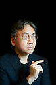 Kazuo Ishiguro ,novelist , at The Oxford Literary Festival 2011 in Christchurch,  Oxford UK. CREDIT Geraint Lewis