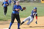 Softball:  Cranford vs Gov Livingston