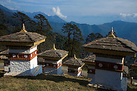 Sunrise at Dochule Pass & Thinleygang Lhakhang (Temple)
