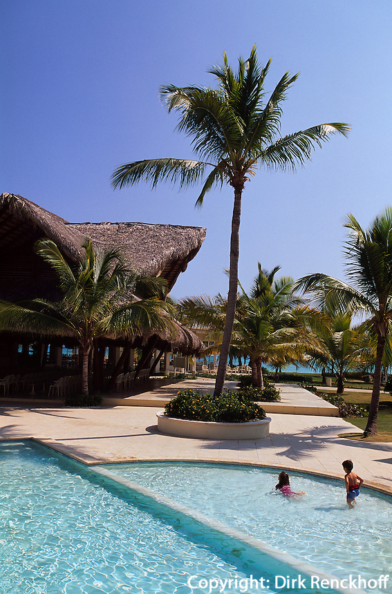 Pool im Punta Cana Beach Resort und Club,  Dominikanische Republik,