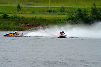 Frame 6: 30-H, 44-S spins out in turn 2   (Outboard Hydroplanes)   (Saturday)