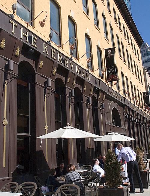 The Kerryman Restaurant, Chicago, Illinois
