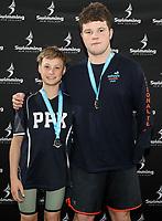 New Zealand Short Course Swimming Championships, National Aquatic Centre, Auckland, New Zealand, Wednesday 2nd October 2019. Photo: Simon Watts/www.bwmedia.co.nz/SwimmingNZ
