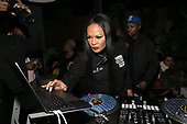 WASHINGTON, DC - MARCH 06: Black Girls Rock!, Founder, Beverly Bond dj's live during BGR! FEST 2020 at Eaton Hotel DC on March 06, 2020 in Washington, DC. (Photo by Brian Stukes/ON-SITEFOTOS)