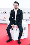 "Igor Szpakowski during pose to the media during the presentation of the film ""La Propella Pell"" at Festival de Cine Fantastico de Sitges in Barcelona. October 08, Spain. 2016. (ALTERPHOTOS/BorjaB.Hojas)"