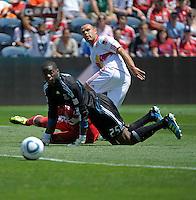 Chicago Fire vs New York Red Bulls June 26 2011