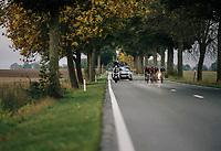 breakaway group<br /> <br /> 2018 Binche - Chimay - Binche / Memorial Frank Vandenbroucke (1.1 Europe Tour)<br /> 1 Day Race: Binche to Binche (197km)