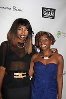 09-07-13 Samantha Black Fashion Show - Delana Dixon - Tami Roman Jennifer Williams Elise Neal