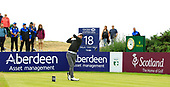 Paul Peterson (USA) during the final round of the 2017 Aberdeen Asset Management Scottish Open played at Dundonald Links from 13th to 16th July 2017: Picture Stuart Adams, www.golftourimages.com: 16/07/2017