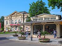 Geschäft beim Theater, Baden-Baden, Baden-Württemberg, Deutschland, Europa<br /> shop near thatre, Baden-Baden, Baden-Wuerttemberg, Germany, Europe