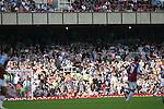 West Ham United 3 Newcastle United 1, 20/09/2008. Upton Park, The Boleyn Ground, Premier League. Photo by Tony Davis.