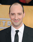 Tony Hale attends The 20th SAG Awards held at The Shrine Auditorium in Los Angeles, California on January 18,2014                                                                               © 2014 Hollywood Press Agency