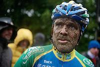 Bart Aernouts (BEL) post-race<br /> <br /> Bpost Bank Trofee - GP Mario De Clerq 2013