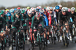 Peter Sagan (SVK) Bora-Hansgrohe feels the cold at the front of the peloton during a wet Stage 2 of the 78th edition of Paris-Nice 2020, running 166.5km form Chevreuse to Chalette-sur-Loing, France. 9th March 2020.<br /> Picture: ASO/Fabien Boukla | Cyclefile<br /> All photos usage must carry mandatory copyright credit (© Cyclefile | ASO/Fabien Boukla)