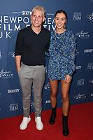 Jamie Lang and Sophie Haboo<br /> arriving for the Newport Beach Film Festival UK Honours 2020, London.<br /> <br /> ©Ash Knotek  D3551 29/01/2020