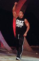 The Rock 1999                                                        <br /> By John Barrett/PHOTOlink