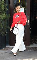 November 04, 2019 Zazie Beetz attend Through Her Lens: The Tribeca Chanel Women's Filmmaker Program Luncheon at Locanda Verde  in New York.November 04, 2019. Credit:RW/MediaPunch